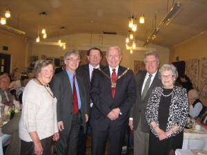 Bexleyheath Disabled Club Annual Dinner