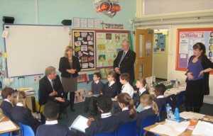 Speaking with the School Council
