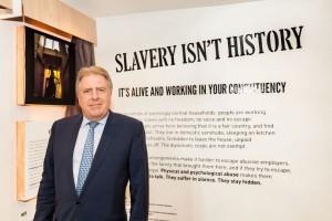 Slavery exhibition