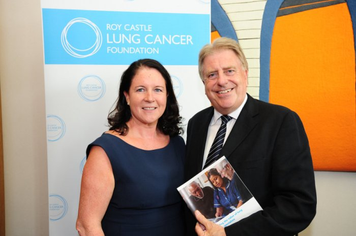 Roy Castle Lung Cancer Foundation s