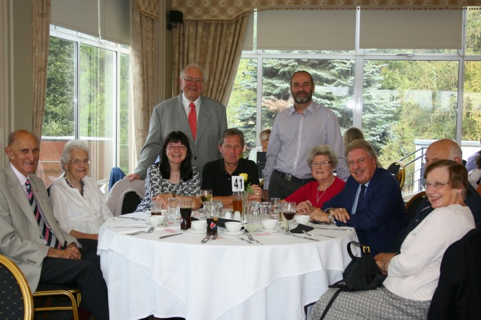 At the Christchurch Conservatives Autumn Lunch, held at Danson Boathouse