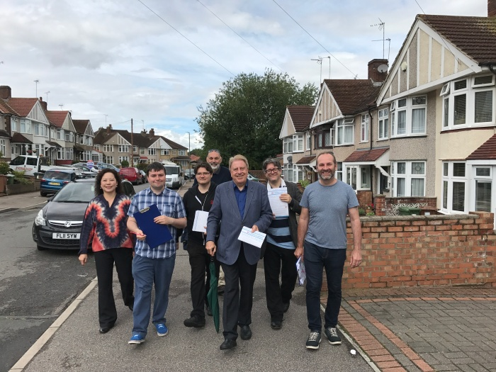 Crayford Canvassing July 2017 (2)