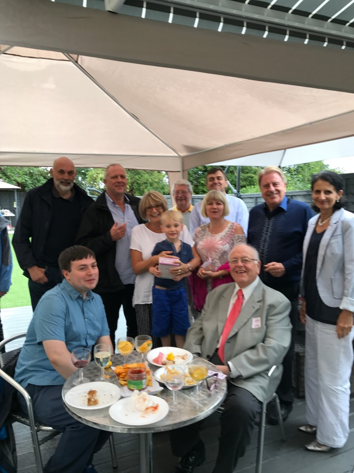 Crayford Conservatives BBQ July 2017