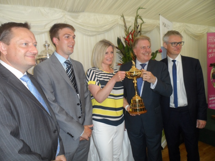 England Golf Parliamentary Reception 7 June 2016