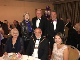 Crossroads Charity Ball October 2017