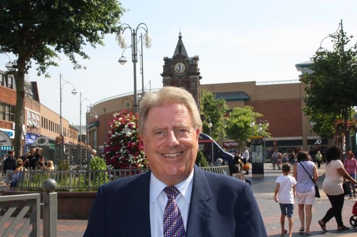 David in Bexleyheath 2 25 August 2016.jpg