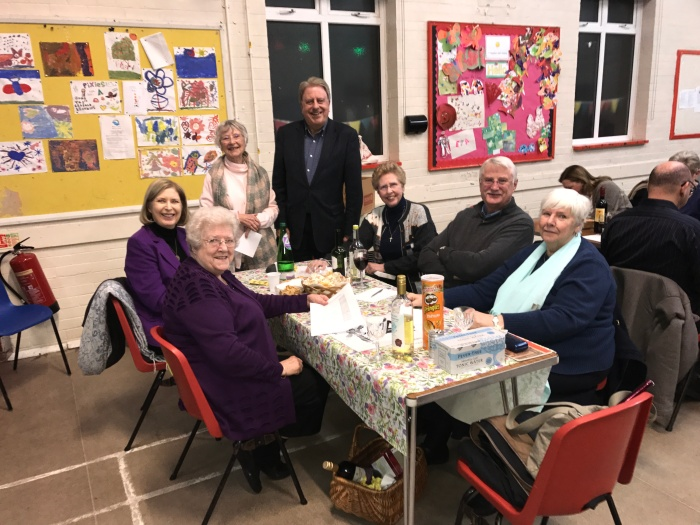 Friends Quiz Night 10 February 2018