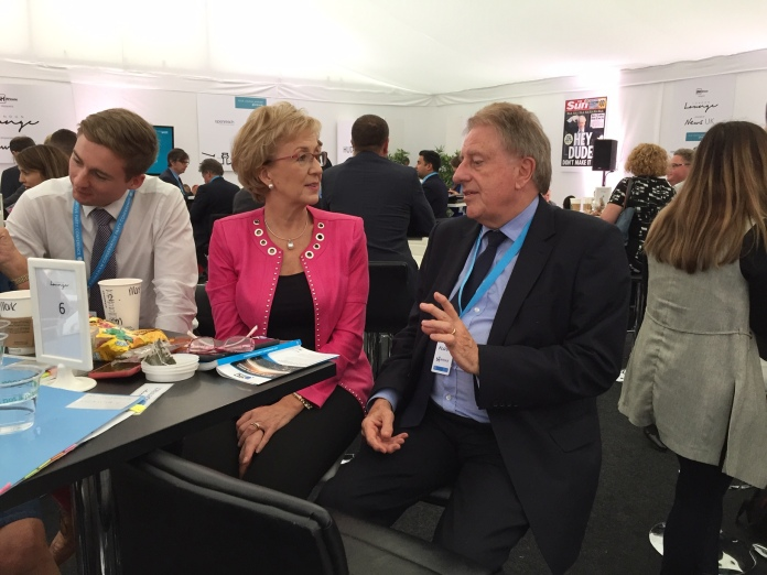 Conference 2019 with Andrea Leadsom
