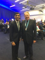 Conference 2019 with Rishi Sunak