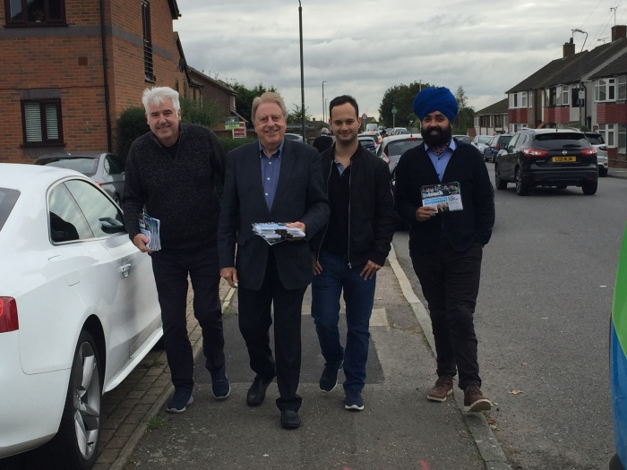 Crayford Canvassing October 2019 (2).JPG