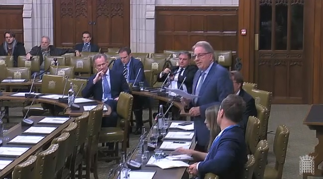 David Evennett Speaking in Social Mobility Westminster Hall Debate 12 February 2020 (© Parliamentary Recording Unit).jpg