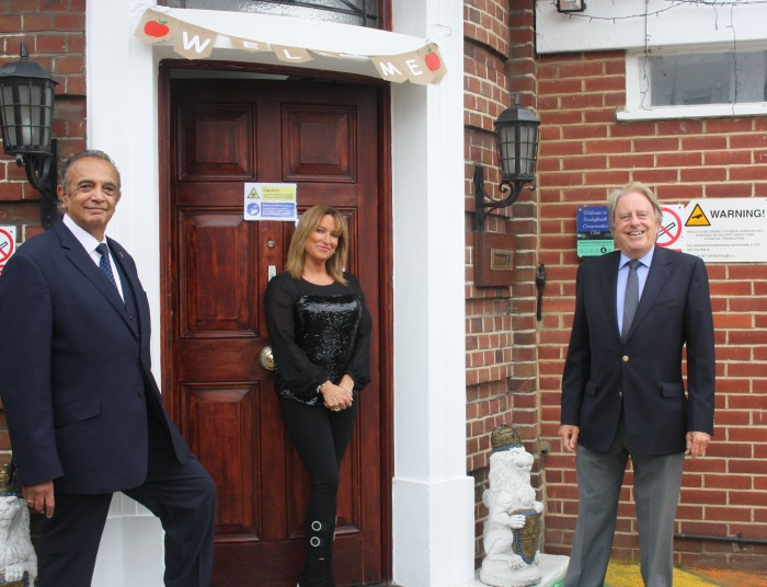Bexleyheath Club reopening July 2020.JPG